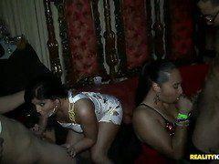 Частное порно в клубе